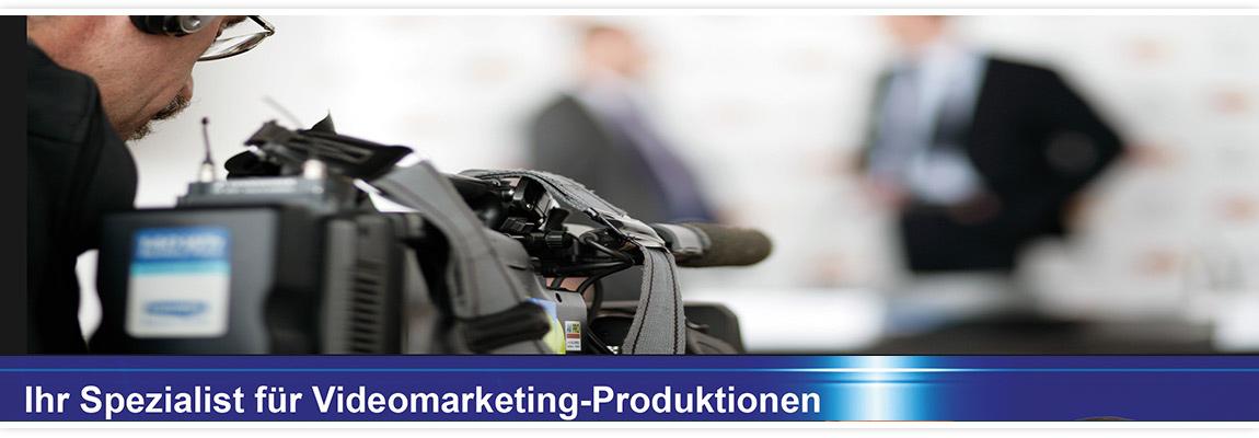 Videomarketing - Filmaufnahmen